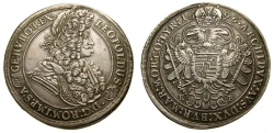Leopold Thaler 1696 Hungary